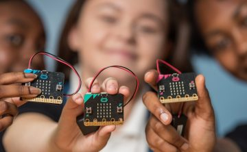 Nominet and Micro:bit Educational Foundation launch primary education research and support programme